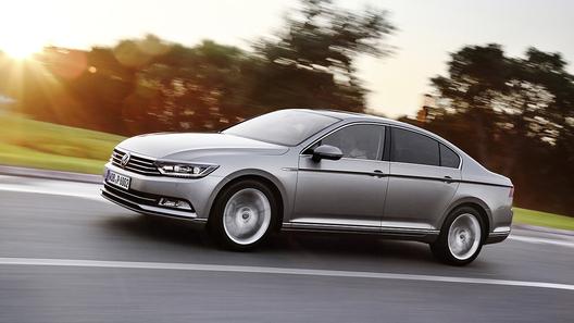 В России открыт прием заказов на дизельный Volkswagen Passat