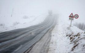 В России из-за морозов начали закрывать федеральные трассы
