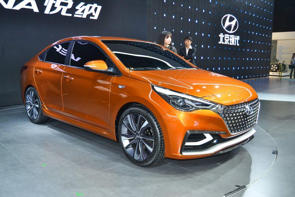 Hyundai Solaris II: началась подготовка производства