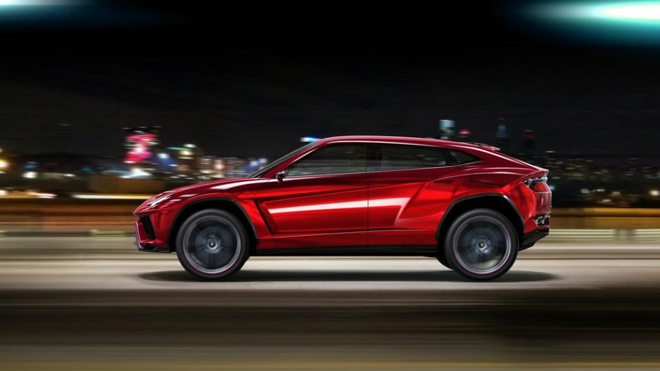 Главный инженер Lamborghini подтвердил гибридный кроссовер