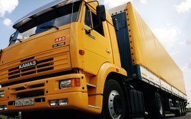 В Подмосковье будут тестировать беспилотные грузовики