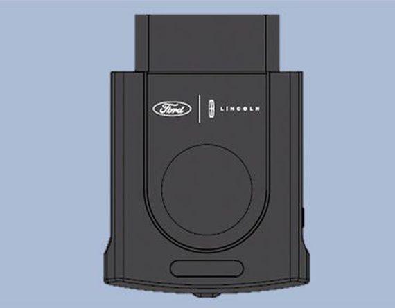 Старыми «Фордами» можно будет управлять со смартфона