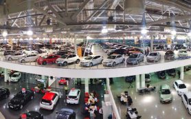 Российскому автомобильному рынку предсказали рост в этом году