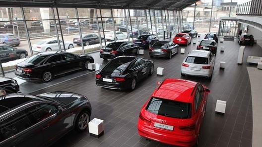 Европейский автомобильный рынок растет уже несколько лет подряд