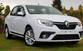 Обновление Renault Logan: свежая порция подробностей
