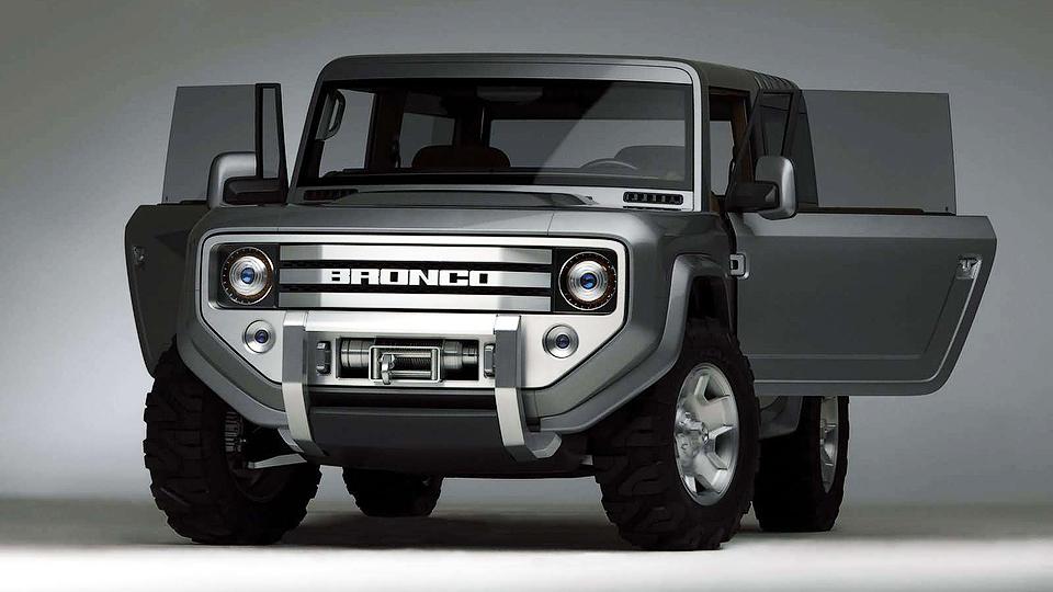 Ford подтвердил возрождение внедорожника Bronco