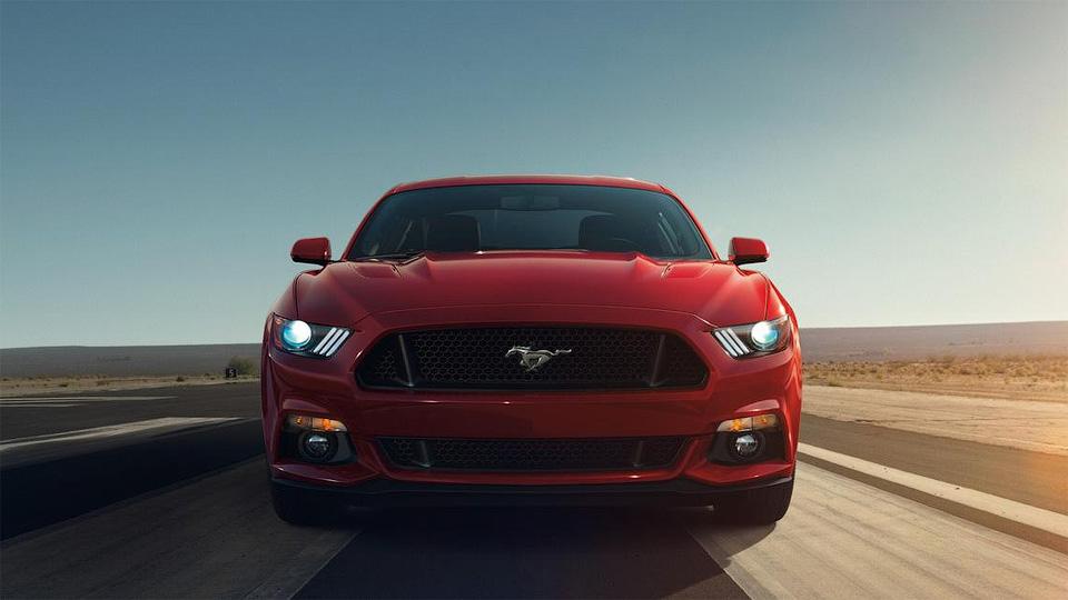 Ford выпустит гибридный Mustang
