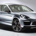 Porsche может показать новый Cayenne уже в этом году