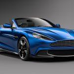 Aston Martin лишил крыши 603-сильный суперкар Vanquish S