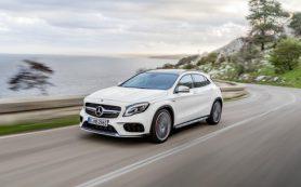 Mercedes-Benz обновил свой самый компактный вседорожник