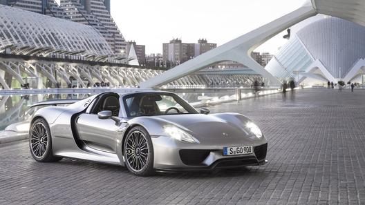 Porsche снова отзывает на ремонт единственный 918 Spyder в России