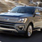 Ford представил новый рамный внедорожник длиной 5,6 метра