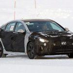 Перед приходом в Россию Hyundai Sonata переживет обновление