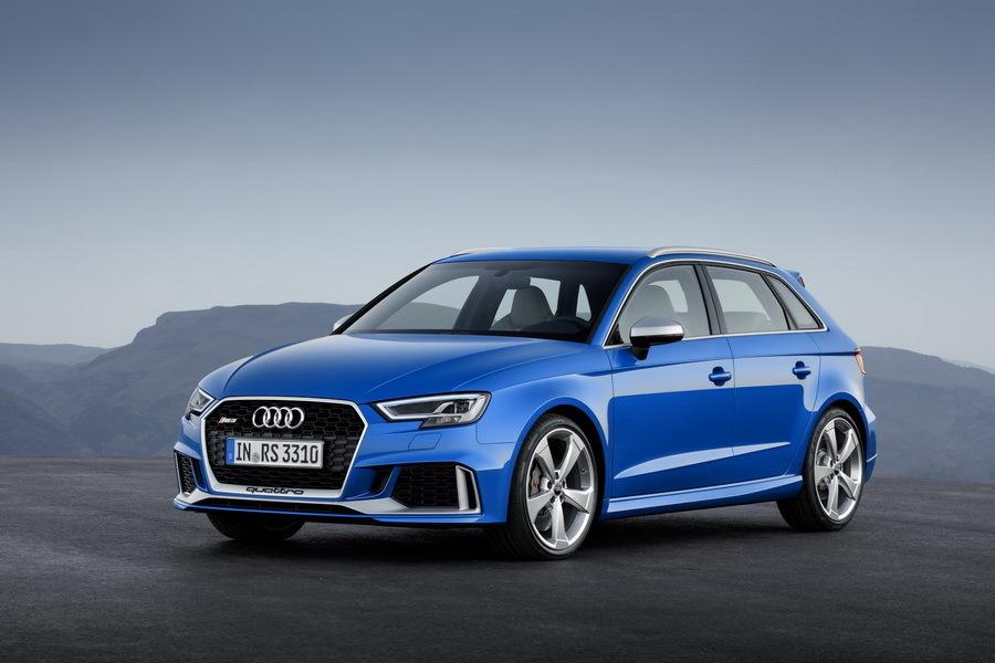 Audi готовит 400-сильный хэтчбек за 3,5 млн рублей