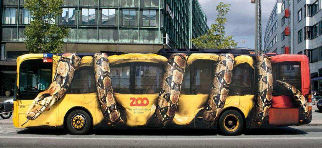 О рекламе на транспорте