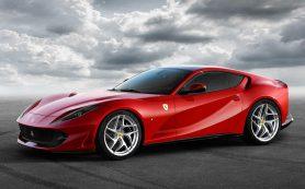 Компания Ferrari построила 800-сильный «грантуризмо»