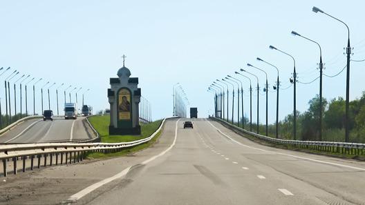 На российских дорогах стало безопаснее