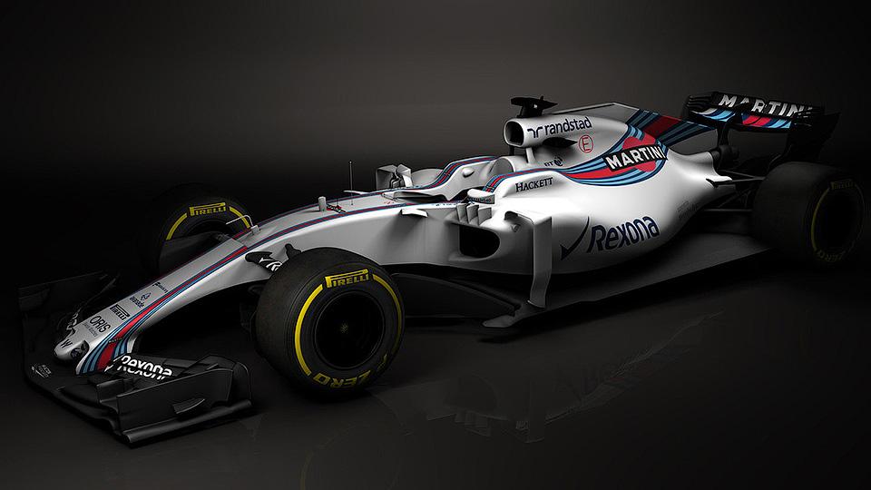 Команда Williams раскрыла новый болид