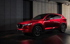 Mazda покажет в Женеве три новые модели