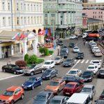 """Москва названа одним из самых """"пробочных"""" городов в мире"""