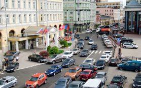 Москва названа одним из самых «пробочных» городов в мире