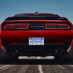 Dodge Challenger Demon будет одноместным