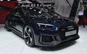 Новой Audi RS5 выделили двигатель от Porsche