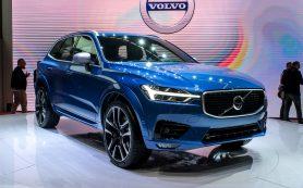 Абсолютно новый Volvo XC60: 407 л.с. в очень стильной оболочке