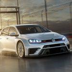 Volkswagen улучшил Golf GTI для кузовных гонок