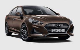 Седану Hyundai Sonata добавили восьмиступенчатый «автомат»
