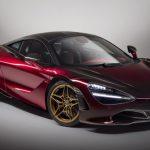 Новейший спорткар McLaren уже отделали золотом