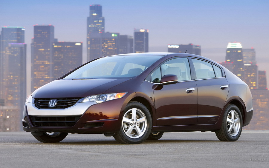 Honda выпустит на рынок очень странную модель