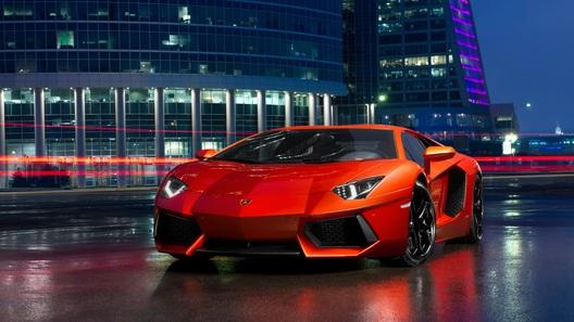 В России отзывают на ремонт элитные суперкары Lamborghini