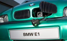 BMW электрифицирует свой модельный ряд