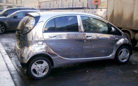 В России насчитали меньше тысячи электромобилей
