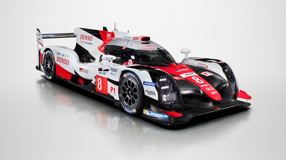 «Тойота» улучшила машину для «Ле-Мана»