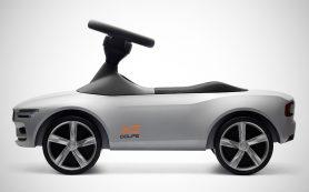 Volvo сделала микрокупе для детей