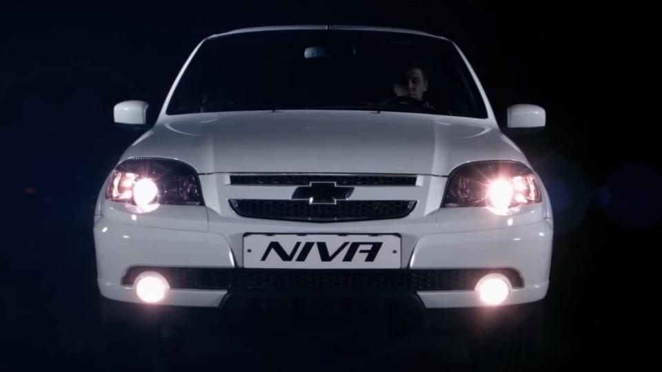 Chevrolet Niva обновилась и стала дороже