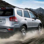 Kia объявила рублевые цены на обновленный Mohave