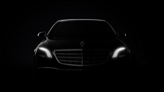 Mercedes-Benz начал подготовку к премьере обновленного S-класса