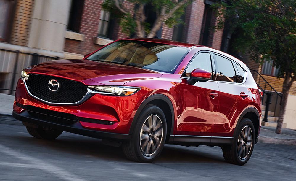 Новая Mazda CX-5 для России: документы уже оформлены