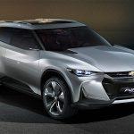 Chevrolet привезла в Шанхай «адаптивный» кроссовер