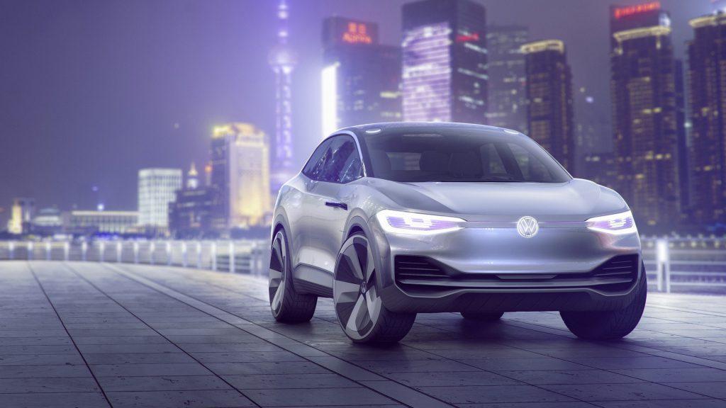 Volkswagen намекнул на принципиально новый кроссовер