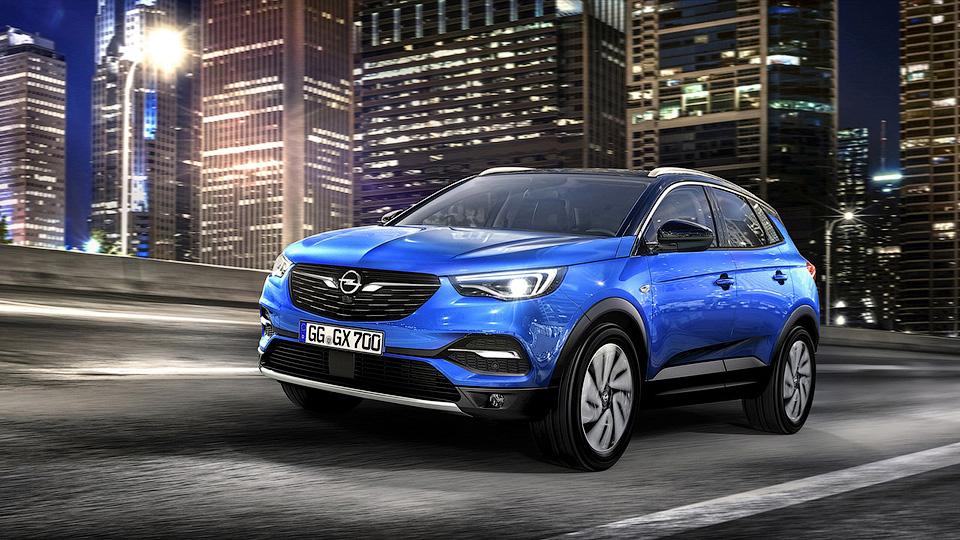 Opel сделал для борьбы с «Кашкаем» новый кроссовер