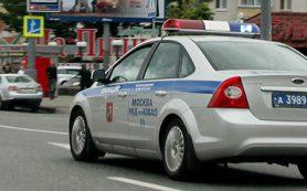 В Москве возобновили отлов дорожных лихачей