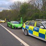 Полиция конфисковала суперкары за «антисоциальное вождение»