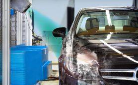 Daimler будет делать рентген автомобилей во время краш-тестов