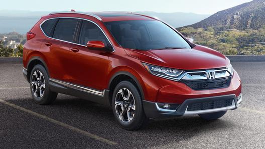 Honda раскрыла комплектации нового CR-V для России