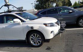 Apple вывела на дороги беспилотный автомобиль