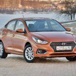Hyundai Solaris вернулся в тройку самых продаваемых автомобилей